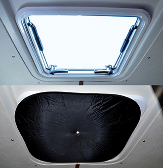 Blackout Curtains For Hatches Portlights And Windows